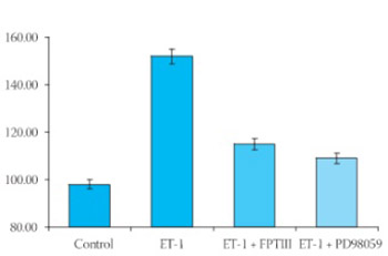 Contribution of Ras farnesyl transferase, MAP kinase and cytochrome P-450 metabolites to endothelin-1 induced hypertension
