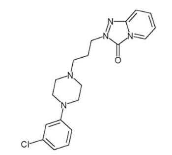 Comparison of Trazodone, Diazepame and Dibenzepine Influences on Rat Brain Beta-Endorphins Content