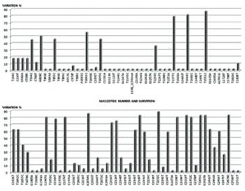Detailed polymorphism study on cytomegalovirus DNA polymerase gene to reveal the most suitable genomic targets for quantitative Real-time PCR