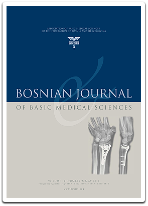 Bosnian Journal of Basic Medical Sciences Cover image